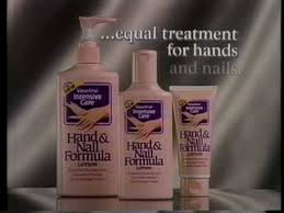 vaseline intensive care hand nail