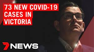 Coronavirus: Victoria records 73 news ...