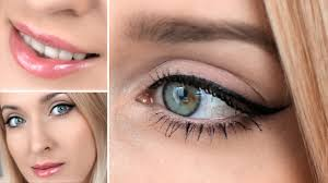 apply eye makeup for natural look