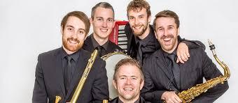 Adam Hall & The Velvet Players | Musica Viva Australia