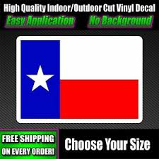 Texas Flag Decal Window Graphic Vinyl Bumper Sticker Truck Austin San Antonio Tx Ebay