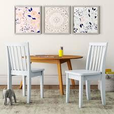 Mistana Severus Wood Kids Chair Reviews Wayfair