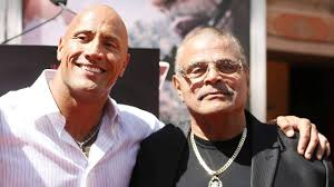 Wrestler Rocky Johnson, father of Dwayne 'The Rock' Johnson, dead ...