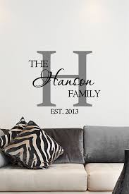 Personalized Vinyl Decal Sets Wall Decals Living Room Vinyl Wall Art Decals Decal Wall Art