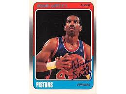 Autograph Warehouse 249015 Adrian Dantley Autographed Basketball Card -  Detroit Pistons NBA 1988 Fleer - No. 39 - Newegg.com