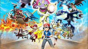Pokémon ポケモン XY Movie 18 Ending Japanese] Rei Yasuda ...
