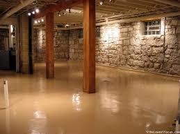 how to paint a basement floor diy