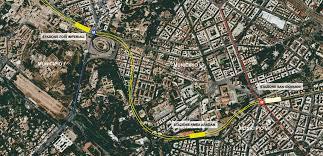 Impianti di collegamento per la linea C di Roma - Imprese Edili