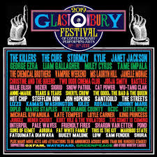 Glastonbury line up announced, no AM ...