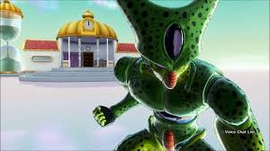 dragon ball xenoverse imperfect cell st form ranked matches