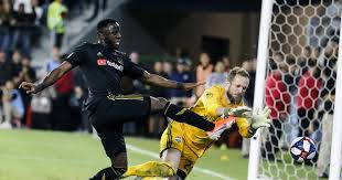 Adama Diomande announces he's terminating contract with LAFC - Los Angeles  Times