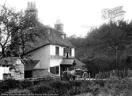 Photo of Perry Wood, The Rose And Crown 1903 - Francis Frith