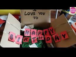 birthday surprise gift ideas