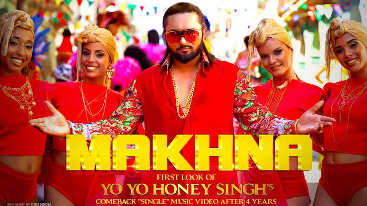 Download Makhna Yo Yo Honey Singh New Mp4 HD Video Song