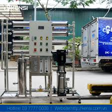 Hệ thống máy lọc nước nhiễm mặn