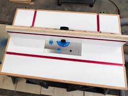 Router Table And Fence Diy Build By Diymontreal Lumberjocks Com Woodworking Community