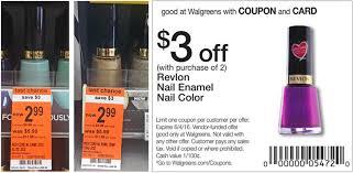 revlon nail polish only 1 49 at