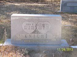 Elizabeth Adeline Thompson Knight (1855-1928) - Find A Grave Memorial