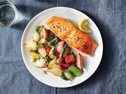 Healthy Seafood Dinners in 45 Minutes ...