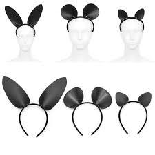 Chuột Mickey Mèo Tai Thỏ BDSM Cosplay Mũ Trùm Đầu Tôn Sùng Đầu Mối ...