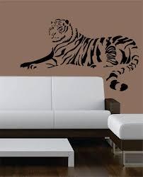 Tiger Version 6 Design Animal Decal Sticker Wall Vinyl Decor Art Boop Decals