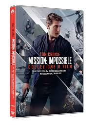 Mission Impossible 1-6 Collection (6 Dischi): Amazon.it: Tom ...