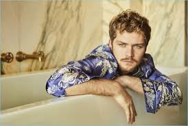 Finn Jones Poses for Interview, Dishes on 'Iron Fist'   The ...