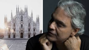 Watch Andrea Bocelli's 'Music for Hope ...