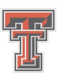 Texas Tech Red Raiders Car Decals Ttu Red Raiders Window Stickers Ttu Static Clings Stickers