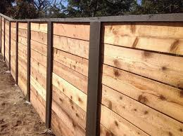 Wooden Fences With Two Colors Wooden Fence Wood Fence Design Fence Design