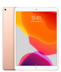10.5-inch iPad Air Wi‑Fi 256GB - Gold - Apple