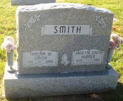 Janette Smith Hunter