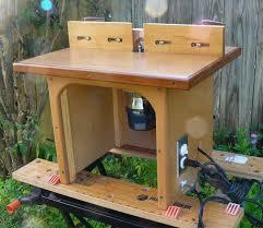 Dan S Benchtop Router Table The Wood Whisperer