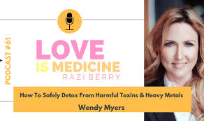 061: How To Safely Detox From Harmful Toxins & Heavy Metals w/ Wendy Myers  - NaturalPath