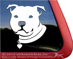 Bully Breed Decals Stickers Nickerstickers