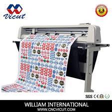 China High Speed Vinyl Sticker Paper Cutting Plotter Cutter China Cutting Plotter Arms Cutting Plotter