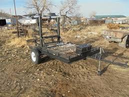 Homemade Fencing Wagon Bigiron Auctions