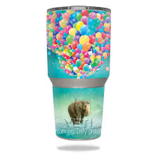 Mightyskins Skin Compatible With Yeti 30 Oz Tumbler Always Dream Protective Durable And Unique Vinyl Decal Wrap Cover Easy To Apply Remove And Change Styles Made In The
