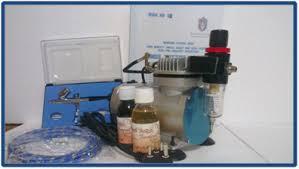 clic airbrush kit 02 manufacturer in