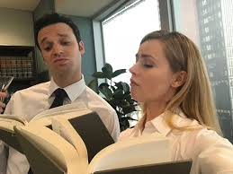 """Jake Epstein on Twitter: """"O you know, just studying the law in ..."""