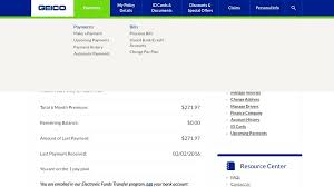 manage your policy on geico com