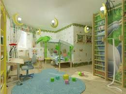 22 Imaginative Kids Jungle Room To Creative Explorer Homemydesign