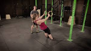 an inverted row bodyweight rows