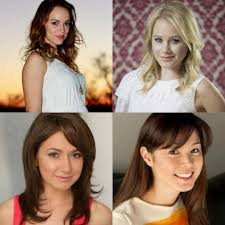 The Beauties of Power Rangers: Erin Cahill (Time Force), Sally ...