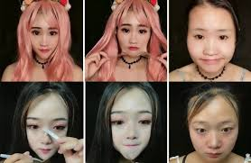 makeup removal challenge is china s