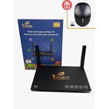 Giá Siêu Rẻ]Android TV Box Vinabox X9