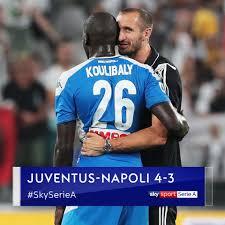 Sky Sport - 🏟 Juventus-Napoli 4-3 📽 GUARDA gli highlights ...