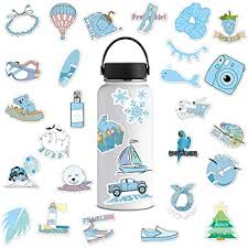 Amazon Com Vsco Stickers For Water Bottles Vsco Girl Essential Stuff 35 Pack Waterproof Vinyl Stickers Decals Trendy Cute Stickers For Hydroflasks Laptop Phone Guitar Water Bottle Stickers For Teens Electronics