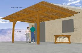 ideas wood patio covers gallery plans