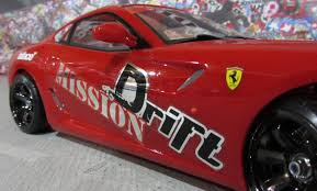 Drift Mission Decal Set Contest Your Home For Rc Drifting